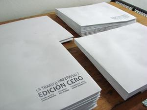 Edcion cero _ Paper Kraft